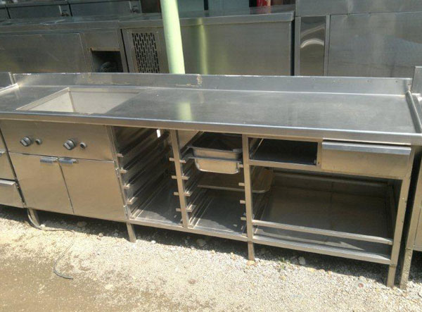 Industrial fabrication furniture for ships and equipment for ships