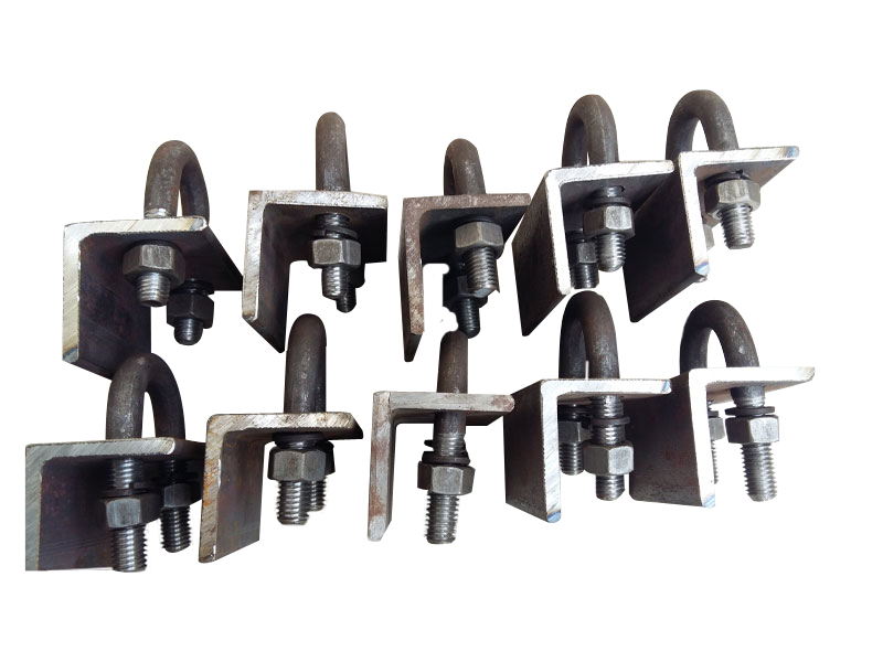 'U' Clamps / Brakets for Air & Water line